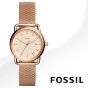 FOSSIL 파슬 ES4333 여성시계 메탈밴드 손목시계