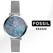 FOSSIL 파슬 ES4322 여성시계 메탈밴드 손목시계