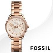 FOSSIL 파슬 ES4264 여성시계 메탈밴드 손목시계