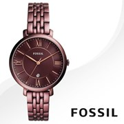 FOSSIL 파슬 ES4100 여성시계 메탈밴드 손목시계