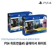 [PS4]HITS Bundle #5 글레이셔 화이트 1TB CUH-2218BB02 + 성검전설2