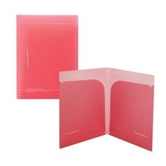1700 도톰한 투포켓 화일(핑크)_(2444373)
