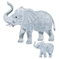 코끼리가족(2 Elephants)