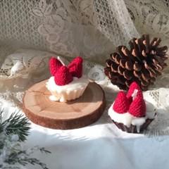 딸기 타르트 캔들