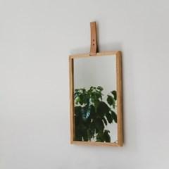 [모노뜨] 직사각 행잉 거울