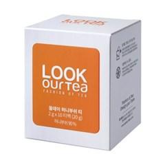 [룩아워티] 루이보스/올데이 허니부쉬 티 10티백