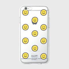 [어프어프][젤리케이스]Smile pattern
