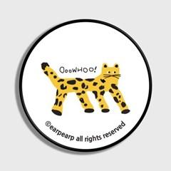 [어프어프] 스마트톡 Cheetah-white