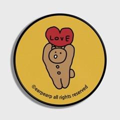 [어프어프] 스마트톡 bear cookie-yellow