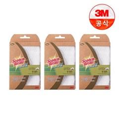 [3M]유기농 면행주(2매입)3개세트_(1613552)
