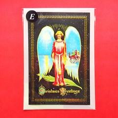 [에코드소울] Card - Christmas Angel Card Set