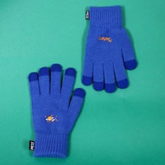 SPACE UNIT SMART GLOVES (BLUE)_(400900027)