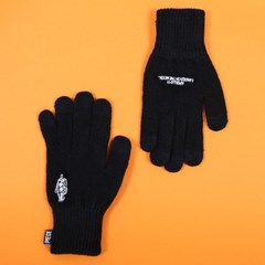GLOW SPACE SMART GLOVES (BLACK)_(400900022)