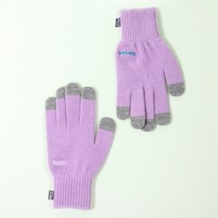 PETIT GARCON SMART GLOVES (PURPLE)_(400900020)
