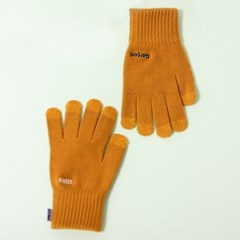 PETIT GARCON SMART GLOVES (MUSTARD)_(400900019)