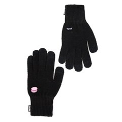 MACARON SMART GLOVES (BLACK)_(400899930)