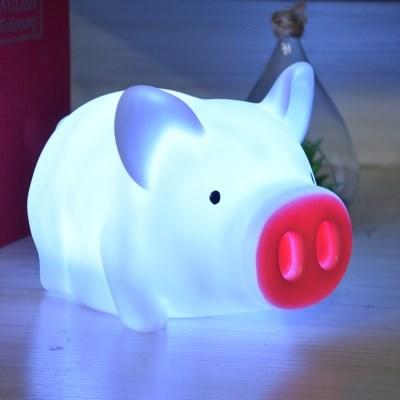 돼지 터치 무드등_(936396)
