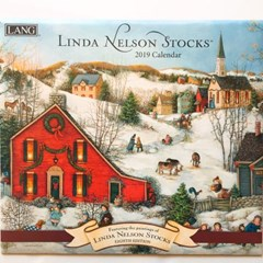 2019달력-linda nelson stocks