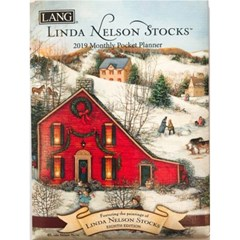 2019포켓다이어리-Linda Nelson Stocks