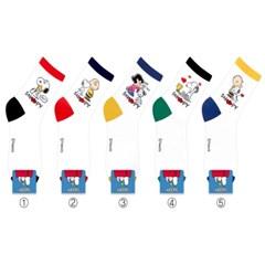 [Snoopy] P8.허그미 양말