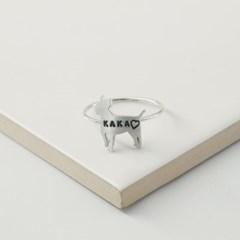 [Silhouette] Bullterrier ring