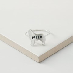 [Silhouette] Great pyrenees ring