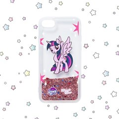 [MY LITTLE PONY X ALMOST BLUE] TWILIGHT SPARKLE GLITTER CASE