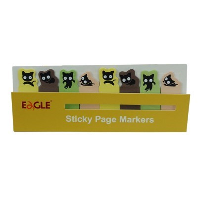 스티키 페이지 마커(고양이/EAGLE)_(13717240)