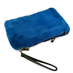 kami et muse Fur cross&clutch bag _KM18ba003