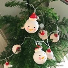Snowman String Light - 1.7m 10등