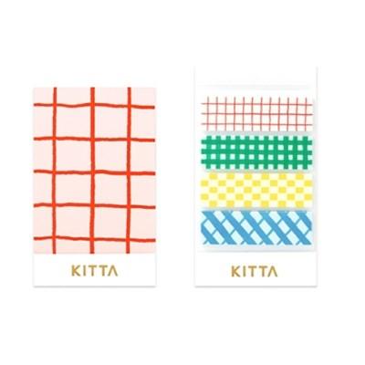 [KITTA] 포켓형 마스킹 테이프_KIT004 체크