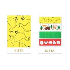 [KITTA] 포켓형 마스킹 테이프_KIT008 오리