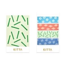 [KITTA] 포켓형 마스킹 테이프_KIT028 포장지