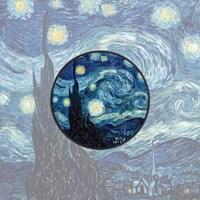 [명화] 고흐 별이 빛나는 밤 스마트톡