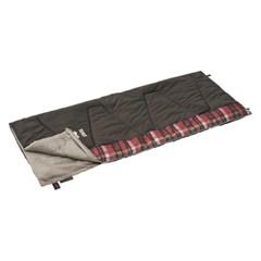 체크 포인트 침낭 0 (브라운) 72602020 캠핑 담요 사계절