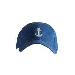 [Hardinglane] Adult`s Hats AnChor on Navy