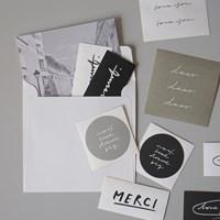 캘리그라피 스티커팩 Calligraphy Sticker pack
