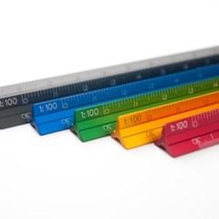 Tools to Liveby Scale (ruler)