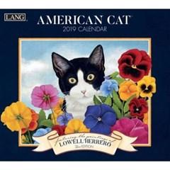 2019달력-american cat