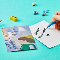마니 엽서세트(12매)