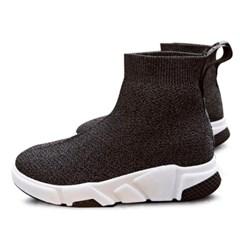 kami et muse 3.5cm tall up knit socks sneakers _KM18w284