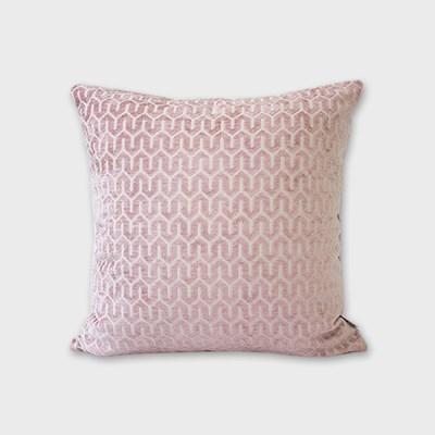 지오 벨벨 쿠션 pink