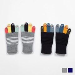 5132 까비 손가락 장갑 (2colors)