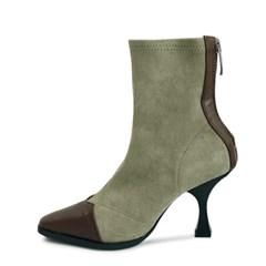 kami et muse Toe combi middle  socks boots _KM18w295