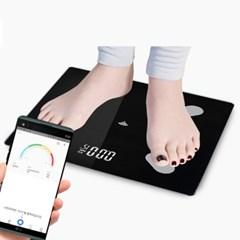 앱 연동형 스마트 체지방체중계(사각)