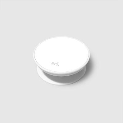 [스리살짝] white colorchip tok 화이트 컬러칩 스마트톡