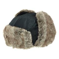 [플릭앤플록]OCO26.S 마스크 귀달이 털 겨울 방한 모자 트래퍼햇