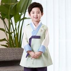 [한예빔] 솔빛한빔 HB-5037 아동한복/남아한복