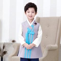 [한예빔] 라벤더한빔 HB-5039 아동한복/남아한복