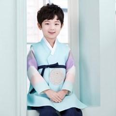 [한예빔] 구름한빔 HB-5040 아동한복/남아한복